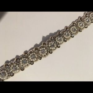 Francesca's jeweled belt